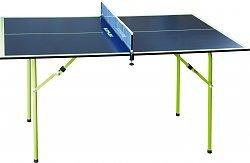 MIDI Tischtennis Tisch Der stabile und praktische sunflex MIDI Tischtennis Tisch für drinnen. Lang 121,7Breit 73 Hoch 65 cm