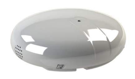 Ecolink Zigbee Wireless Siren Audio Detector, White (FFZB1-ECO)