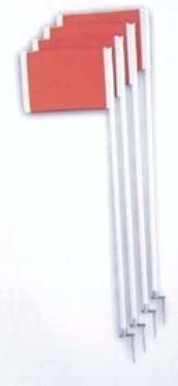 Official Corner Soccer Flags  Set of 4 without Springs