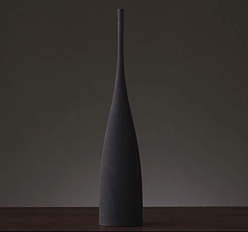 Flower set Ad Alta Temperatura Ceramica Moderna Minimalista Fatto a Mano Arte Zen Vaso Rustico Home Decor o Come Regalo
