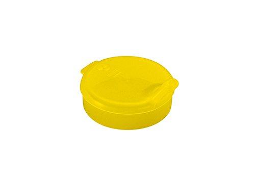 WACA® 2523-956 Schnabelbecher Oberteil mit 4 mm Öffnung ∅ 65 mm (ohne Becher) gelb