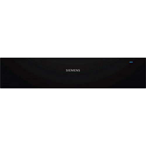Tiroir chauffe plat Siemens BI510CNR0 - Noir