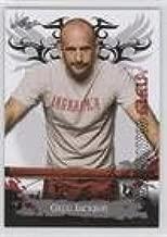 Greg Jackson (Trading Card) 2010 Leaf MMA - [Base] #13