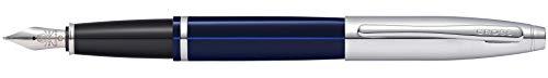 Cross Calais - Pluma, color azul