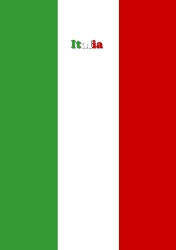taccunio - Italia: Notebook, A5, foderato, 106 Pagine