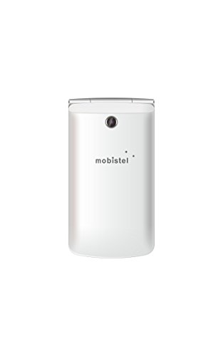 Mobistel EL800 Handy Dual-SIM (TFT QVGA Display, Kamera und Radio, 64 Polyphone Klingeltöne, Bluetooth 1.2, 7,1 cm (2,8 Zoll)) weiß
