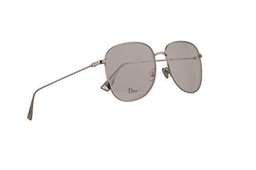 Dior Christian DiorStellaireO8 Brillen 56-16-145 Silber Mit Demonstrationsgläsern 010 StellaireO8 DiorStellaireo8