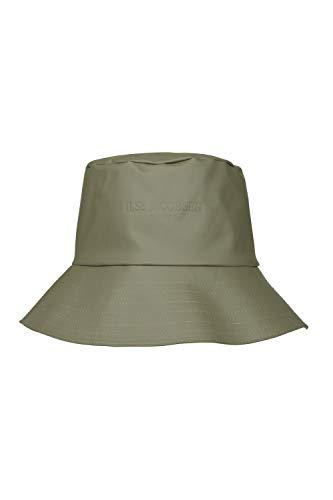 ILSE JACOBSEN HORNBæK | RAIN137 | True Rain Hat | 100% polyester tricot met PU coating