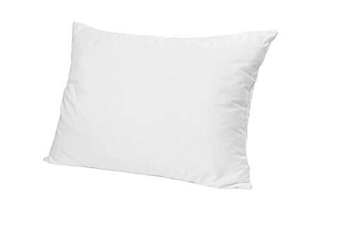 Best Bargain Global Linens Set of One Premium Down Alternative Pillows (20 x 36) Size Premium Plush ...