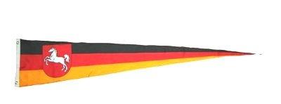 Langwimpel Niedersachsen Fahne Flagge Wimpel NEU
