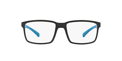 Arnette 0AN7157 Monturas de gafas, Matte Black, 55 para Hombre