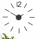 Umbra Blink Analog Wall Clock & Reviews | Wayfair
