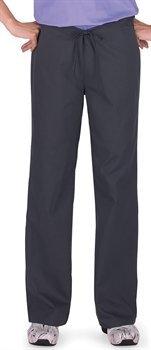 Dickies Unisex Drawstring Scrub Pant Black Medium Black Medium