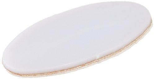 パワーサポート ほぼ全てのマウス対応マウスソール 楕円形0.65mm厚 12個入り AS-36 [6365]