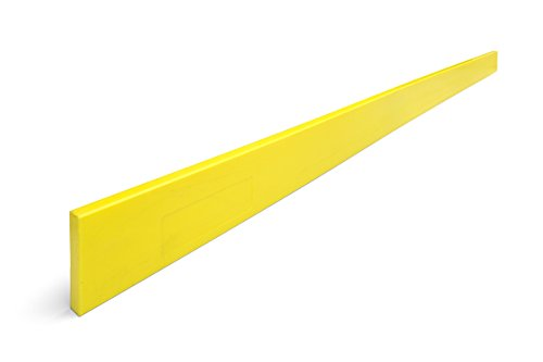 Best Deals! FallLine Polyurethane ATV/UTV Snow Plow Edge - 72x4x.75 Blank