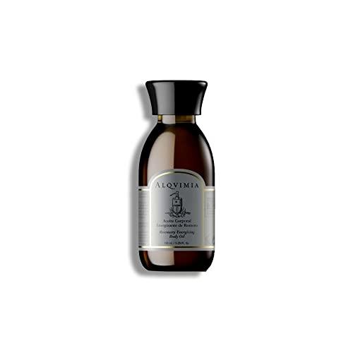 ALQVIMIA - Aceite Corporal Energizante de Romero 150 ml