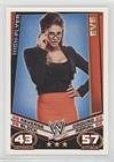 Eve Torres (Trading Card) 2012 Topps WWE Slam Attax Rebellion - [Base] #75