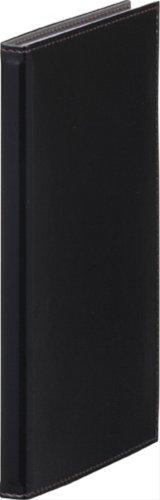 キングジム カードホルダー レザフェス 1911LF 黒