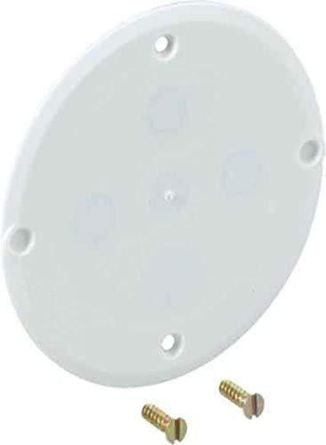 Spelsberg Einheitsdeckel VD 75 Deckel für Dose/Gehäuse für Montage in der Wand/Decke 4013902210145