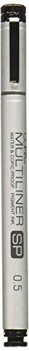 Copic Multiliner SP Black Ink Marker, 0.5 Tip