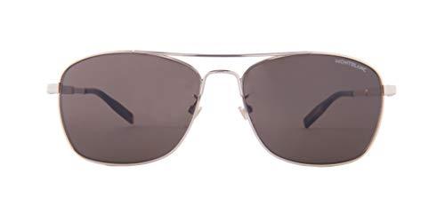 Sonnenbrillen Mont Blanc MB0026S GOLD/BROWN Herrenbrillen