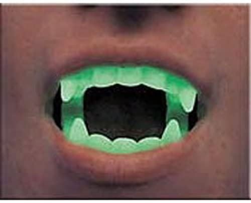 Glow in the Dark Fangs by Private Island