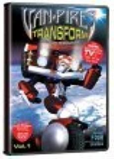Van-pires Transform: Mission Demolition, Vol. 1 , 4 Episodes 1 Through 4