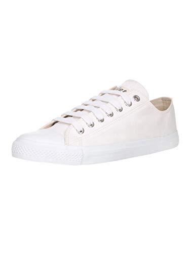 Ethletic Fair Trainer Cap Lo Cut Collection 18, Zapatillas Unisex Adulto, Just White Just White, 43 EU