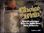 Choice Wein: 12 Special Selections from the Rabbi Berel Wein Collection (Volume 1)