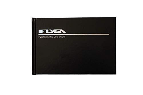 Pilot LogBook – Cumple con CAA y EASA – Para PPL(A), LAPL y pilotos de aviación cualificados – piel sintética tapa dura