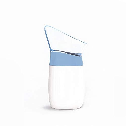 Inhalator tragbar Dampfinhalator Inhaliergerät für Erwachsene und Kinder Vernebler inhalieren Atemwege Inhaliergerät heilend Erkältung Tropfen nasal Nasennebenhöhlen