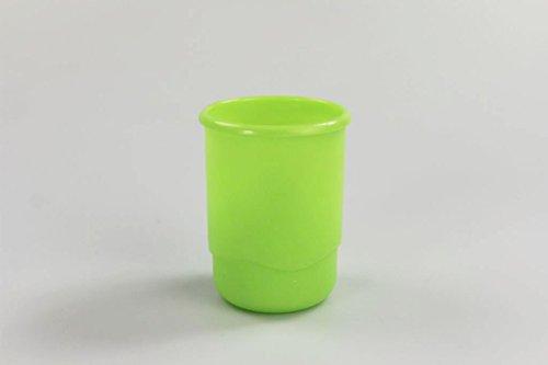 TUPPERWARE Kinder Ersatzeil Trinklernbecher 200ml blau grün orange Schnabelbecher