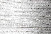 Deco- Papierdraht, Ø: 2mm , Länge: 10m, Farbe: Weiß / White