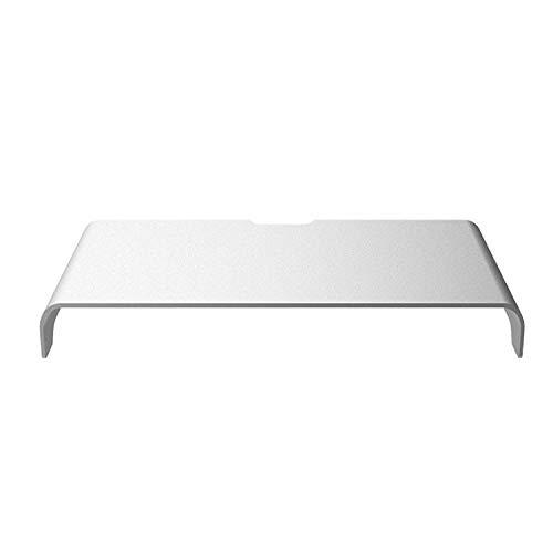 OBanShiCh - Soporte universal de aleación de aluminio para portátil, 38 x 22 x 6 cm, 3 mm de grosor, diseñado para la casa o la oficina