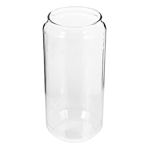 Cabilock de Leche de Vidrio Botella de Vidrio de Almacenamiento Transparente Mermelada de Vidrio Tarros de Especias de Miel Botellas de Bebida de Jugo para La Cocina Casera 700Ml