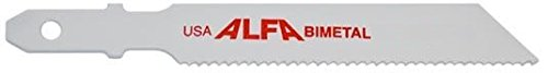 Preisvergleich Produktbild ALFA Tools jsbm314p Bi-Metall 7, 6 cm 14 T Jig Sägeblatt 5per Tube Made in USA