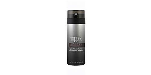 TOPPIK Spray Colorato Ritocco Ricrescita Capelli CASTANO SCURO Root Touch Up Spray 50ml
