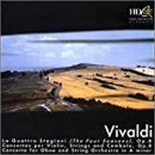 Four Seasons / Violin Concerto / Oboe Concerto by a. Vivaldi