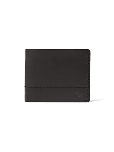 TOM TAILOR Herren Taschen & Geldbörsen Portemonnaie Kai schwarz/Black,OneSize