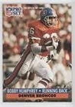 Bobby Humphrey (Football Card) 1991 Pro Set - [Base] #140