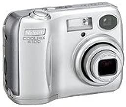 Nikon Coolpix 4100 4MP Digital Camera with 3x Optical Zoom