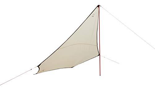 Grand Canyon Shelter Zuni RAY - Tarp/Sonnensegel Tentwing - Wing-Form, UV50+, Wasserdicht - Mojave Desert (Beige)