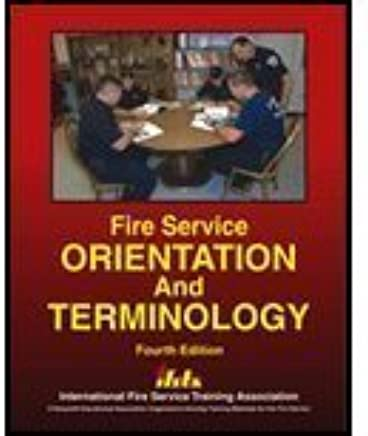 Fire Service Orientation and Terminology: Jeff Fortney