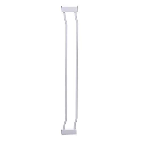 Dreambaby Liberty Gate Extension, White, 9cm wide