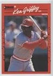 Ken Griffey (Baseball Card) 1990 Donruss - [Base] #469