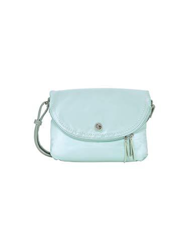 TOM TAILOR Damen Taschen & Geldbörsen Überschlagtasche Venezia Mint/Mint,OneSize