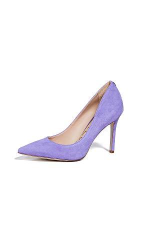 Sam Edelman Hazel Pump, Wild Lavender Suede, 5 M US