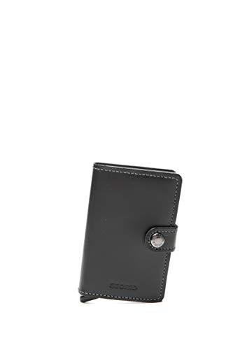 Secrid Carteira Mini Original Black - M BLACK