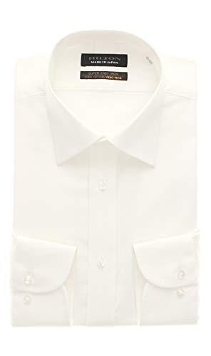 [HILTON] ワイドカラースタイリッシュワイシャツ オールシーズン用 JAH0027 45cm88cm