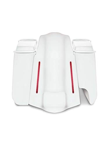 Purchase Harley Davidson 5 extended stretched saddlebags and Replacement LED fender for 09-13 touri...